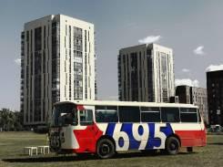 ЛАЗ 695, 1988