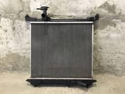 Радиатор охлаждения Nissan March, Micra K13