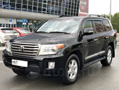 Toyota Land Cruiser 200, 2012