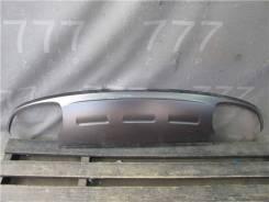 Юбка заднего бампера Bentley Bentayga (15г-)