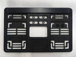 Рамка ГОСТ нового образца 290*170 черная