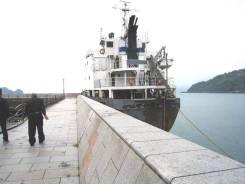 Судно сухогруз c крановой установкой General Cargo 88 м из Японии