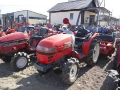 Yanmar. Трактор 18л. с., реверс, фреза, 18 л.с.