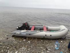 Надувная лодка Forward MX390 с мотором Tohatsu 30 л. с.