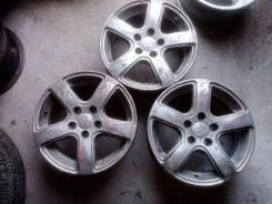 Литые диски 5x100R14