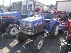 Iseki. Трактор 15 л. с., 4wd, фреза, вом, в России не работал, 15 л.с.