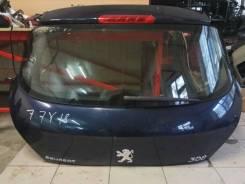 Дверь багажника Peugeot 308 2010