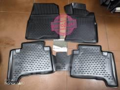 Модельные коврики в салон для Toyota SURF 215, 2002-2009 (полиуретан)