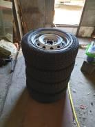 "Комплект колес Dunlop WM01 185/65/R14 Новые. 5.5x14"" 4x100.00, 4x114.30 ET45 ЦО 52,0мм."