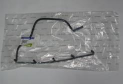 Трубка (обратка с форсунок) Ssangyong 6650700381. Новая. Оригинал