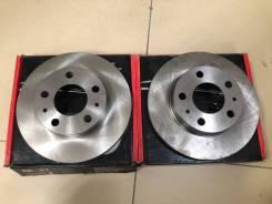 Диск тормозной. Fiat Ducato, 244 Peugeot Boxer 814043, 814043S, F1AE0481C, RFL, RHV
