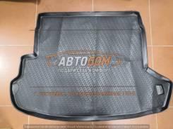 Модельный коврик в багажник для Nissan X-Trail (T31) 2007-2014г