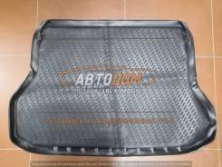 Модельный коврик в багажник для Nissan X-Trail с 2013г + , T32