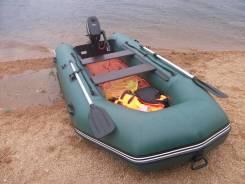 Лодка надувная моторная Corso LT-325 НДНД