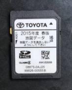 NSCP-W64 NSCP-W62 Загрузочная SD карта Toyota