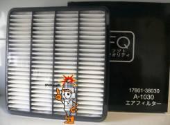 Воздушный фильтр Fujito Quality (Япония) =Toyota 17801-38030, (A-1030)