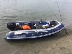 Лодка Solar 350 максима