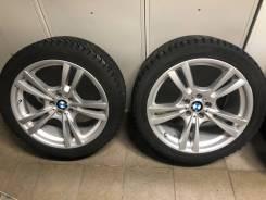 """Оригинальные диски BMW с зимней резиной Nokian 8 Hakka (шипованные). 15.0x20"""""""