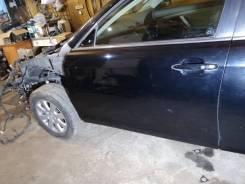 Дверь передняя левая черная цвет 202 Toyota Camry ACV40 2006-2011