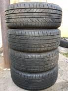 Bridgestone Potenza RE040. летние, б/у, износ 5%