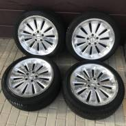 "G-Corporation Luftbahn. 8.0x18"", 5x114.30, ET38, ЦО 73,0 мм."