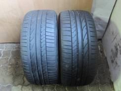 Bridgestone Potenza RE050. летние, б/у, износ 30%
