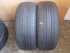 Bridgestone Blizzak LM-001. Зимние, без шипов, 2016 год, 20%