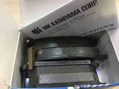 Kashiyama D6067M Колодки тормозные, задние