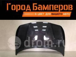 Новый капот в цвет Hyundai Solaris 14-17 664004L300