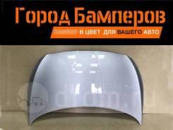 Новый капот в цвет Hyundai Solaris 11-14 664001R110