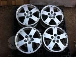Литые диски Mitsubishi 15 5x114.3 ET38 6.5j
