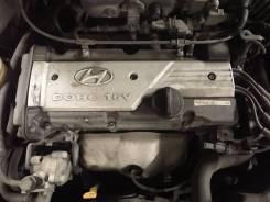 Двигатель Hyundai Accent G4EC