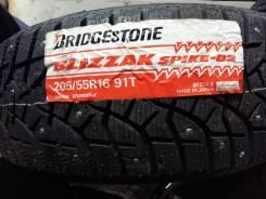 Bridgestone Blizzak Spike-02, 205/55 R16