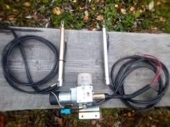 Комплект гидравлики для управления транцевыми плитам