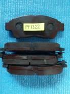 Колодки тормозные дисковые PF1322