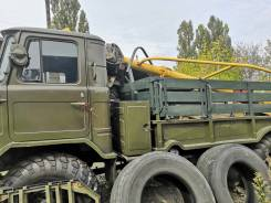 ГАЗ 66. Машина бурильно-крановая БМ-202 на базе , 4x4