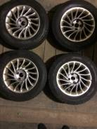 Продам зимние колеса всборе R-15 4x100;195/65 R15 Goodyear