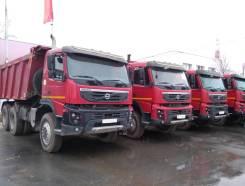 Volvo FMX13. Самосвал Volvo FMX 6x6, 12 800куб. см., 25 000кг., 6x6
