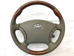 Руль. Toyota: Alphard Hybrid, Camry, Estima Hybrid, Highlander, 4Runner, Hilux, Alphard, Avensis Verso, Estima, GX470, Hilux / 4Runner, Hilux Surf, Ip...