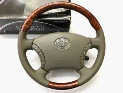 Руль. Toyota: Alphard Hybrid, Camry, Estima Hybrid, Highlander, 4Runner, Hilux, Avensis Verso, Estima, Alphard, GX470, Hilux / 4Runner, Hilux Surf, Ip...