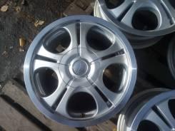"Bridgestone. 6.5x15"", 4x114.30, 5x114.30, ET48"
