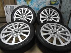 """Продам Редкие Фирменные колёса BBS+Лето 225/45R17Toyota, Subaru. 7.0x17"""" 5x100.00 ET48"""