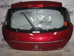 Дверь багажника. Peugeot 308 DV6ATED4, DV6C, DV6CM, DV6DTED, DV6DTEDM, DV6TED4, DW10BTED4, DW10CB, DW10CTED4, EP3, EP3C, EP6, EP6C, EP6CDT, EP6CDTM, E...