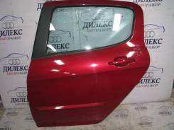 Дверь боковая. Peugeot 308 DV6ATED4, DV6C, DV6CM, DV6DTED, DV6DTEDM, DV6TED4, DW10BTED4, DW10CB, DW10CTED4, EP3, EP3C, EP6, EP6C, EP6CDT, EP6CDTM, EP6...