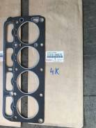 Прокладка головки блока цилиндров 4K Toyota 11115-58070 Toyota