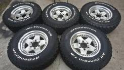 """Комплект колёс BF Goodrich At Т/А 265 70 16 на ковке Lodio Drive. 8.5x16"""" 6x139.70 ET4 ЦО 108,0мм."""