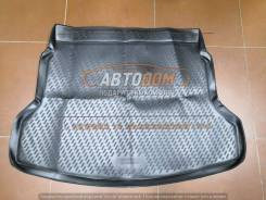 Коврик в багажник Honda CR-V 2012-2018г (полиуретан) черный