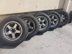 Продам колеса на практически новой резине Nokian