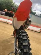 KTM 125 SX, 2018