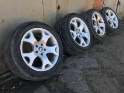Колеса шины с дисками BMW X5 e53 r19 разноширокие